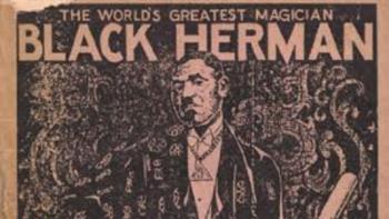 ম্যাজিক মৃত্যু: ব্ল্যাক হারম্যানের কবর