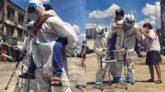 মালয়েশিয়ায় সামাজিকমাধ্যমে রোজাদার স্বাস্থ্যকর্মীর মহানুভবতার ছবি ভাইরাল