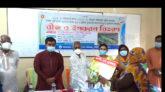 গৌরীপুর ৩২০ জন কৃষককে কৃষি প্রণোদনা প্রদান