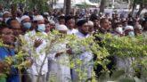 সরিষাবাড়ী ব্যারিষ্টার সালাম তালুকদারের মৃত্যুবার্ষিকী পালিত