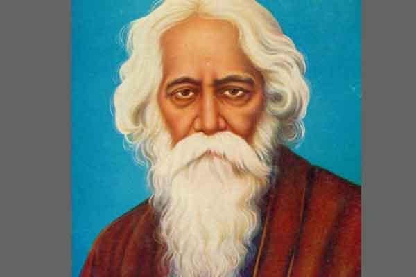 বিশ্বকবি রবীন্দ্রনাথ ঠাকুরের ৭৯তম প্রয়াণ দিবস আজ