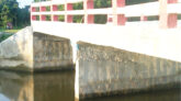 গৌরীপুরে উদ্বোধনের আগেই ৩২ লাখ টাকার সেতু পরিত্যাক্ত ঘোষণা