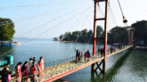 রাঙ্গামাটির পর্যটনস্পটে ফিরছে প্রাণচাঞ্চল্য
