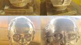 গৌরীপুরের জাতীয় চারনেতার ভাষ্কর্য্য নতুন প্রজন্মকে জানায় ইতিহাস