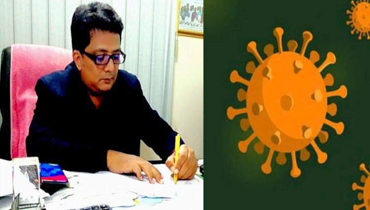 কাউন্সিলর তৌফিকুল হাদীর করোনা পজিটিভ: সুস্থতার জন্য দোয়া কামনা