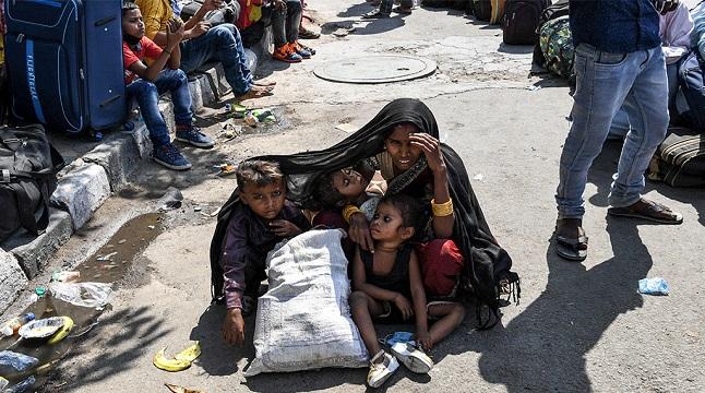 বিশ্বে ৮ কোটিরও বেশি লোক বাস্তুচ্যুত: জাতিসংঘ