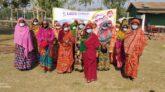 রৌমারী ও জামালপুরে ৩৫ বিজিবি'র শীতবস্ত্র বিতরণ