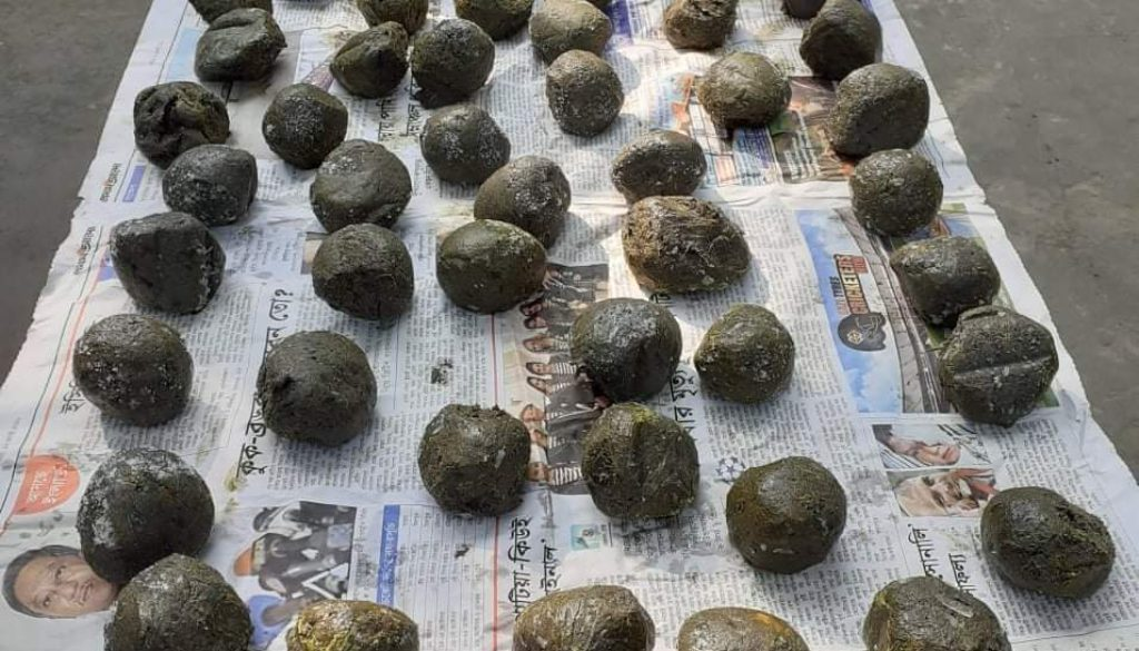 """কিশোরগঞ্জে ঐতিহ্যবাহী খাবার """"সিদল"""" বিলুপ্তির পথে"""
