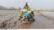 সুন্দরগঞ্জে কৃষিতে যোগহল চারা রোপন যন্ত্র