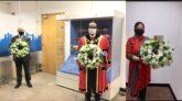 আন্তর্জাতিক মাতৃভাষা দিবসে লন্ডনে টাওয়ার হ্যামলেটস'র স্পিকার ও মেয়রের শ্রদ্ধা নিবেদন