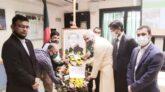 স্পেনে বাংলাদেশ দূতাবাসে বঙ্গবন্ধুর জন্মশতবার্ষিকী উদযাপন