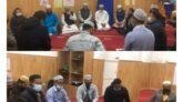 স্পেনে এমপি মাহমুদ উস সামাদের স্মরণে দোয়া মাহফিল অনুষ্ঠিত