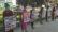 রংপুরে নারীমুক্তিকেন্দ্র রংপুর জেলার মানববন্ধন অনুষ্ঠিত