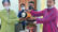 ঝিনাইগাতীতে হাতী তাড়াতে জগ লাইট বিতরণ