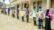 এসএসসি ফরম পূরণে অতিরিক্ত টাকা দাবী, প্রতিবাদে মানববন্ধন
