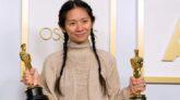 প্রথম চীনা নারী হিসেবে অস্কার জিতলেন ক্লোয়ি জাও