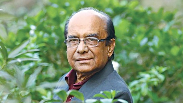 বাংলা একাডেমির সভাপতি শামসুজ্জামান খান আর নেই