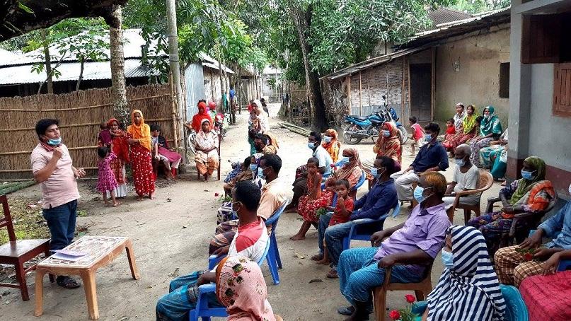 আটোয়ারীতে মানব কল্যাণ পরিষদের আয়োজনে দম্পতি সভা অনুষ্ঠিত