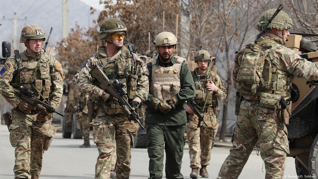 আফগানিস্তান থেকে সৈন্য সরিয়ে নিচ্ছে যুক্তরাষ্ট্র ও ন্যাটো জোট