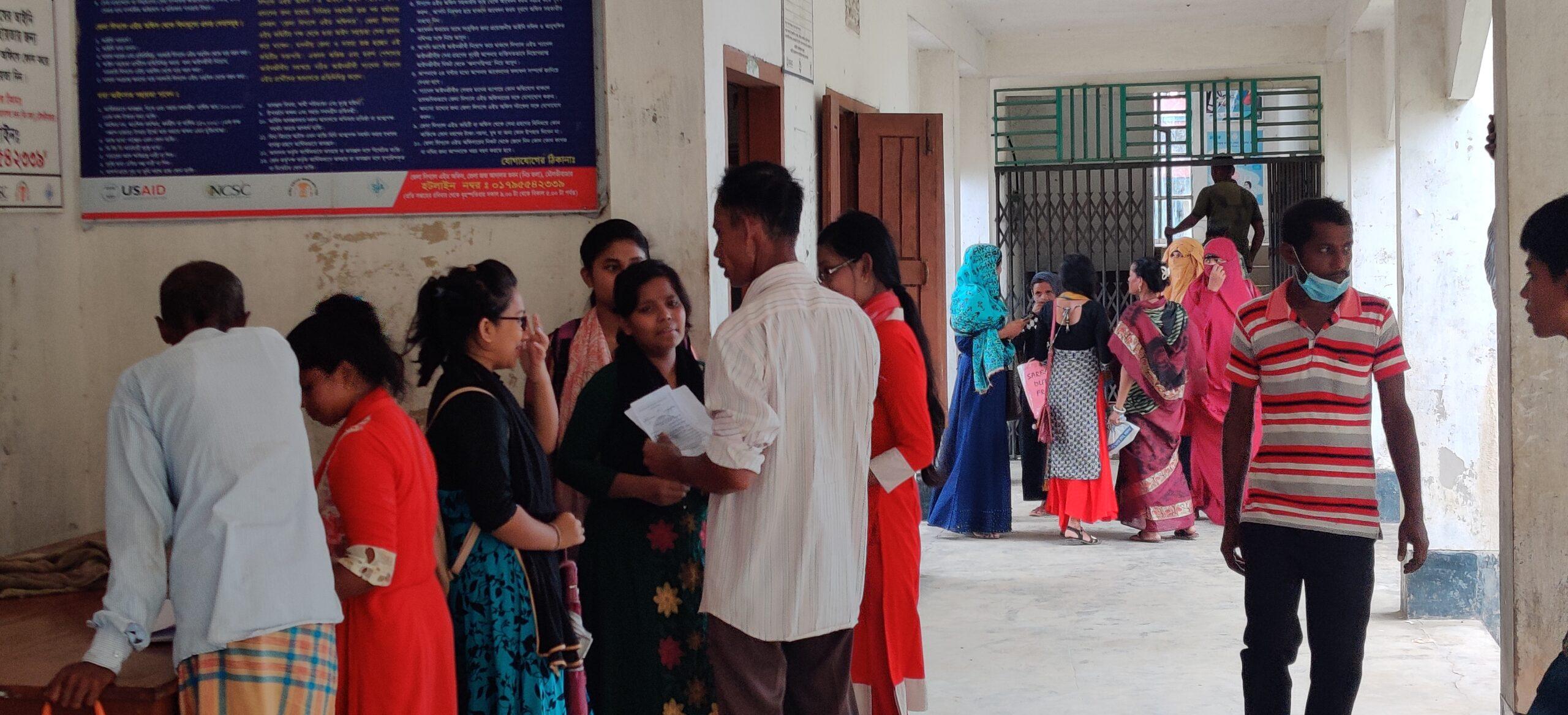 ইউনিক আইডি কার্যক্রমঃ কমলগঞ্জে শিক্ষার্থী ও অভিভাবকদের চরম ভোগান্তি