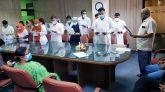 চন্দনাইশ বিজিসি ট্রাস্ট মেডিকেল কলেজ হসপিটালে নবাগত ইন্টার্ণদের শপথ গ্রহণ অনুষ্ঠিত