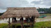 বিলুপ্তির পথে শন ও শনের তৈরী ঘর