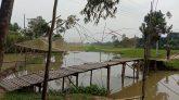 ঝিনাইগাতীতে বাঁশের সাকোঁই তিন গ্রামের ভরসা : জনদুভোর্গ চরমে
