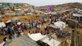 রোহিঙ্গা ক্যাম্পে থমথমে অবস্থা বিরাজ করছে