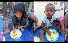 বিশেষ দিনে একবেলা আহারের কুলাউড়ার 'উন্দাল'