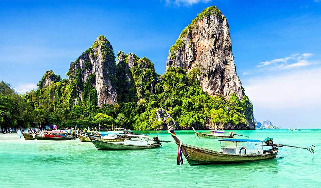 বিদেশিদের জন্য ভ্রমণ শর্ত সহজ করেছে থাইল্যান্ড