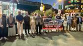 নিউইয়র্ক চ্যাপ্টারের র্যালি: সাম্প্রদায়িক অপশক্তির বিরুদ্ধে কঠোর পদক্ষেপ গ্রহণের আহ্বান